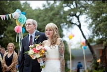 carnival wedding: the ceremony / by Amy Cluck-McAlister
