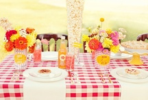 carnival wedding: eats & drinks / by Amy Cluck-McAlister