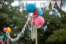 carnival wedding: decorations / by Amy Cluck-McAlister