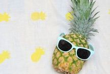 pineapple party / by Amy Cluck-McAlister