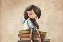 Books and more / by Melissa Strane