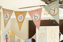 baby girl shower / by Jacqueline Fabricius
