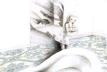 Linear Drawings / by Christine Aimée