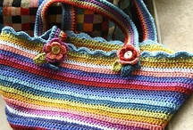 Crochet / My mother could crochet any pattern she saw and created some very beautiful pieces. I never learned this art until after she died and wish over and again I could sit next to her one more time to visit about this beautiful way of creating lasting memories. / by Carla Latham