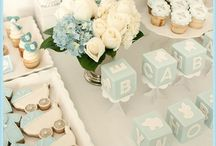 baby boy shower / by Jacqueline Fabricius