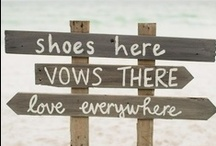 Beach Wedding Ideas! / Want to have your beach wedding on South Padre Island? Here are some great ideas! / by South Padre Island