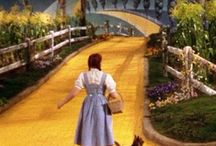 Follow the yellow brick road / by Sandi White-Olsen