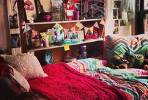 Home away from Home. / Dorm life  / by Ashleigh Huseth