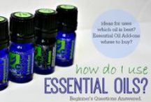 Essential Oils / A collection of pins to learn how to use Essential Oils. / by Lindsey G. {Blogging Mamas/SEBG}