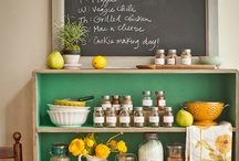 DIY-able Home Ideas / All the stuff I can make myself. I think.  / by Andrea Thurber