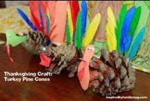 Día de Acción de Gracias | Thanksgiving / by SpanglishBaby