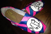 Toms that I have painted / by Karen Kirk Laughlin