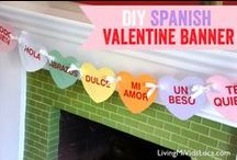 Valentine's Goodies / by SpanglishBaby