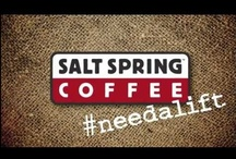 #needalift / by Salt Spring Coffee