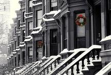 New York / My Heart / by Nicci Weaver