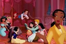 The Princesses :) / by Fran Hogan