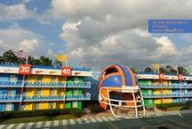 All Star Sports Resort / by Fran Hogan