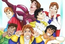 The Princes :) / by Fran Hogan