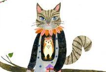 illustration | animals / by Emily Wong
