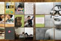 Project Life & Stampin' Up! / by Rachel Tessman, Stamp Your Art Out!