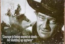 John Wayne / by Ramona Powell