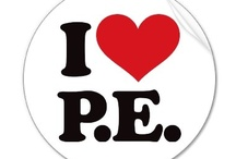 P.E.  / by Kelli Moung