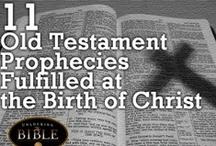 Bible Prophecy & Prophets / by Ramona Powell