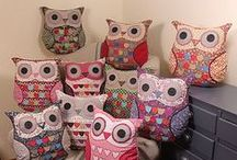 Owl-Obsessed ;) / We <3 owls.  What can we say?  They're our mascot.  This is a space for all things related to our favorite feathered friend.  / by Bryn Mawr College Admissions