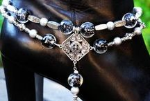 B-did Boot Jewelry / by I'm Loving Beads Nancy Gound