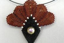 B-did Pendant 4 / by I'm Loving Beads Nancy Gound