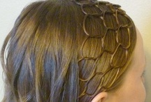 """Princess Hairstyles - How to hairstyles for girls / Hairstyle tutorials, pictures and video from our site """"Princess Hairstyles"""" ie Hair4myprincess / by Princess Hairstyles"""