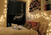Home/Dorm/Apt / things that would be cute in a place I live in / by Haley Elizabeth Long