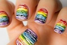 Nails<3 / by Samantha Phillips