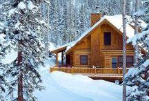 dream homes & vacations / by Brigitte Robinson