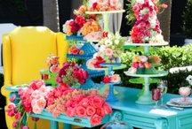 Candy Bars, Card Tables etc... / by Flower Stand Laguna