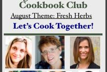 Blog Events / What's going on at food blogs across the net.  / by Ricki Heller