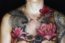 Tattoos / by Cindy Magee