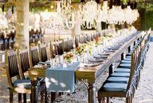 Pale Blue Wedding Color Palette  / by Weddington Way