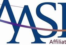 AASL Affiliate Organizations / by AASL