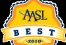 """2010 Best Websites for Teaching and Learning  / The """"Top 25"""" Websites foster the qualities of innovation, creativity, active participation, and collaboration. They are free, Web-based sites that are user friendly and encourage a community of learners to explore and discover.  / by AASL"""