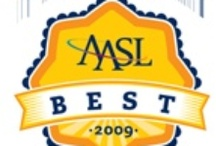 """2009 Best Websites for Teaching and Learning  / The """"Top 25"""" Websites foster the qualities of innovation, creativity, active participation, and collaboration. They are free, Web-based sites that are user friendly and encourage a community of learners to explore and discover.   / by AASL"""