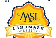 Landmark Websites for Teaching and Learning  / The Landmark Websites are honored due to their exemplary histories of authoritative, dynamic content and curricular relevance. They are free, web-based sites that are user friendly and encourage a community of learners to explore and discover and provide a foundation to support 21st-century teaching and learning. / by AASL