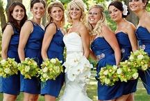 Blue and Green Wedding / by Weddington Way