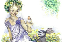 Easter Bunny / by Cindy Magee