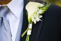 Light Blue and Silver Wedding / by Weddington Way