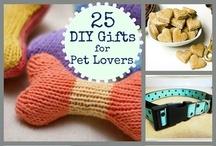 DIY Gift Ideas / by Danielle Quales