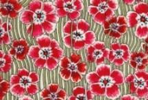 Fabrics / by Jue B