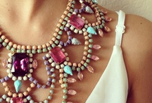 Jewels + Baubles / by Danielle Quales