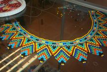 Beaded Necklace / by LeAnne Dorado