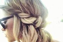 Hairstyles / by Jue B
